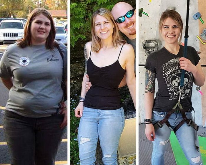 Impressive Weight Loss Results, Before And After (50 Photos)