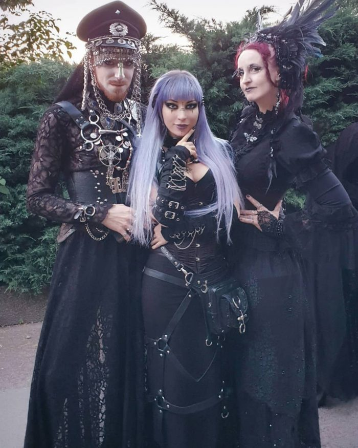 Wave Gotik Treffen 2019 In Germany (29 Photos)