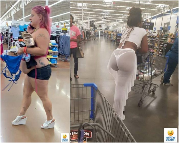 Weirdest People Of Walmart (36 Photos)