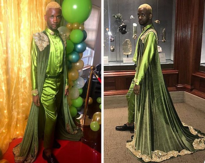 Strange Outfits Of Some Ghetto Graduates (15 Photos)