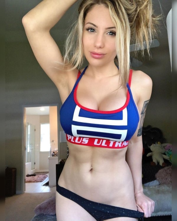 Hot Cosplay Girl Liz Katz (40 Photos)