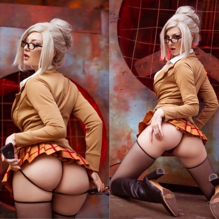Hottest Cosplay Girls You Must See (45 Photos)