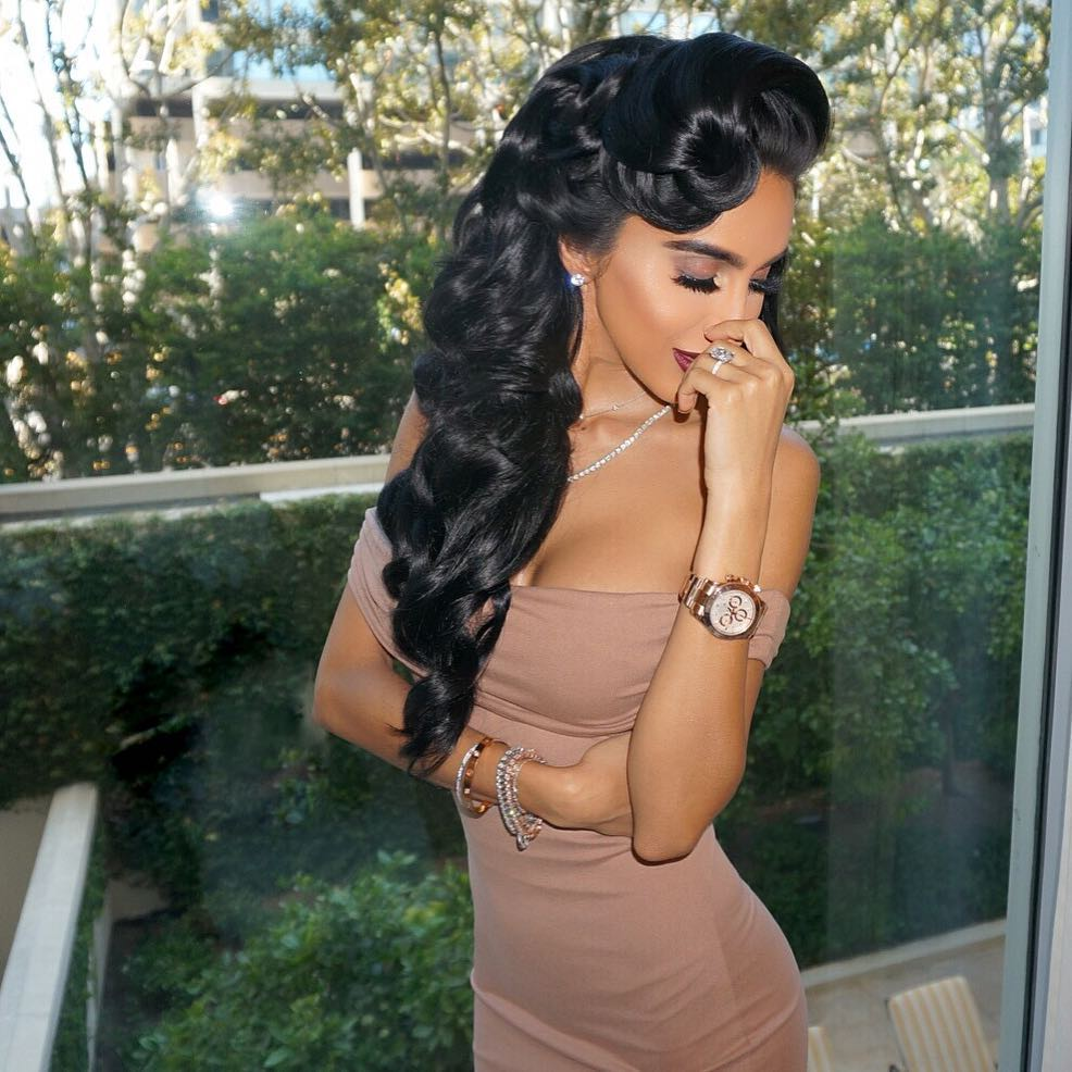 Lilly Ghalichi Hot Pictures And Fashion Style (49 Photos)