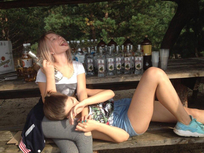 Most Embarrassing And Funny Awkward Moments Caught On Camera (40 Photos)