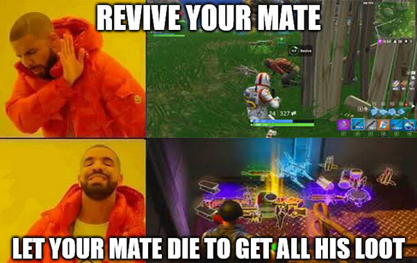 Best Funny Fortnite Memes Of All Time (50 Memes)