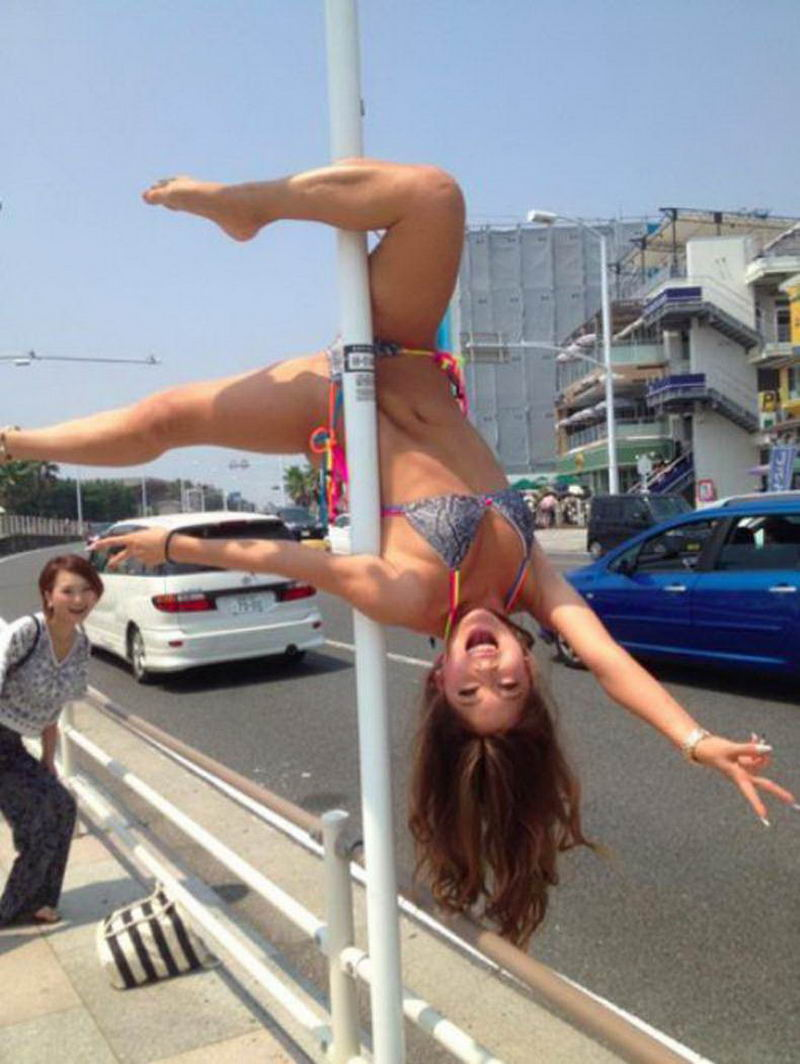 Most Funny And Strange Pictures From Asia (32 Photos)