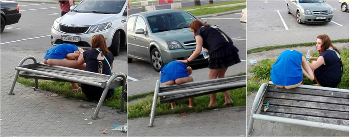Funny Weird People Who Like To Look As Stupid (38 Photos)