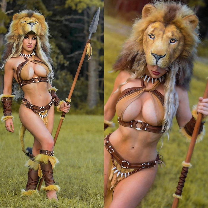 Pretty Hot Cosplay Girls You Must See (41 Photos)