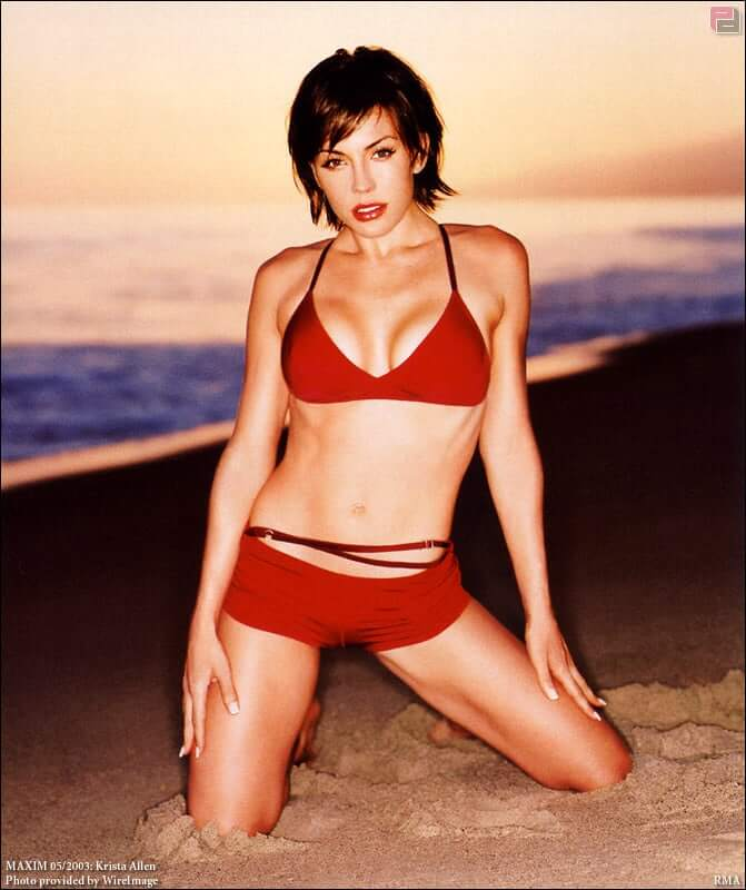 Krista Allen Hot Pictures And Fashion Style (49 Photos)