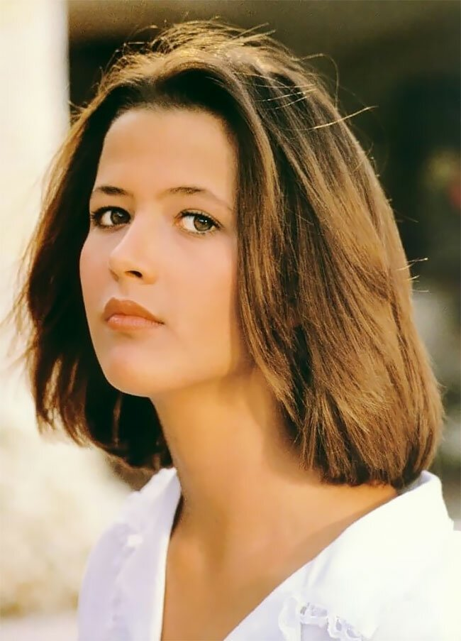 Young Sophie Marceau Best Pictures (45 Photos)