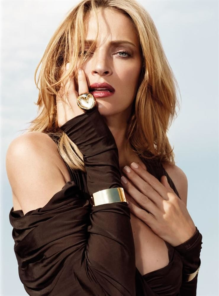 Uma Thurman Hot Pictures And Fashion Style (49 Photos)