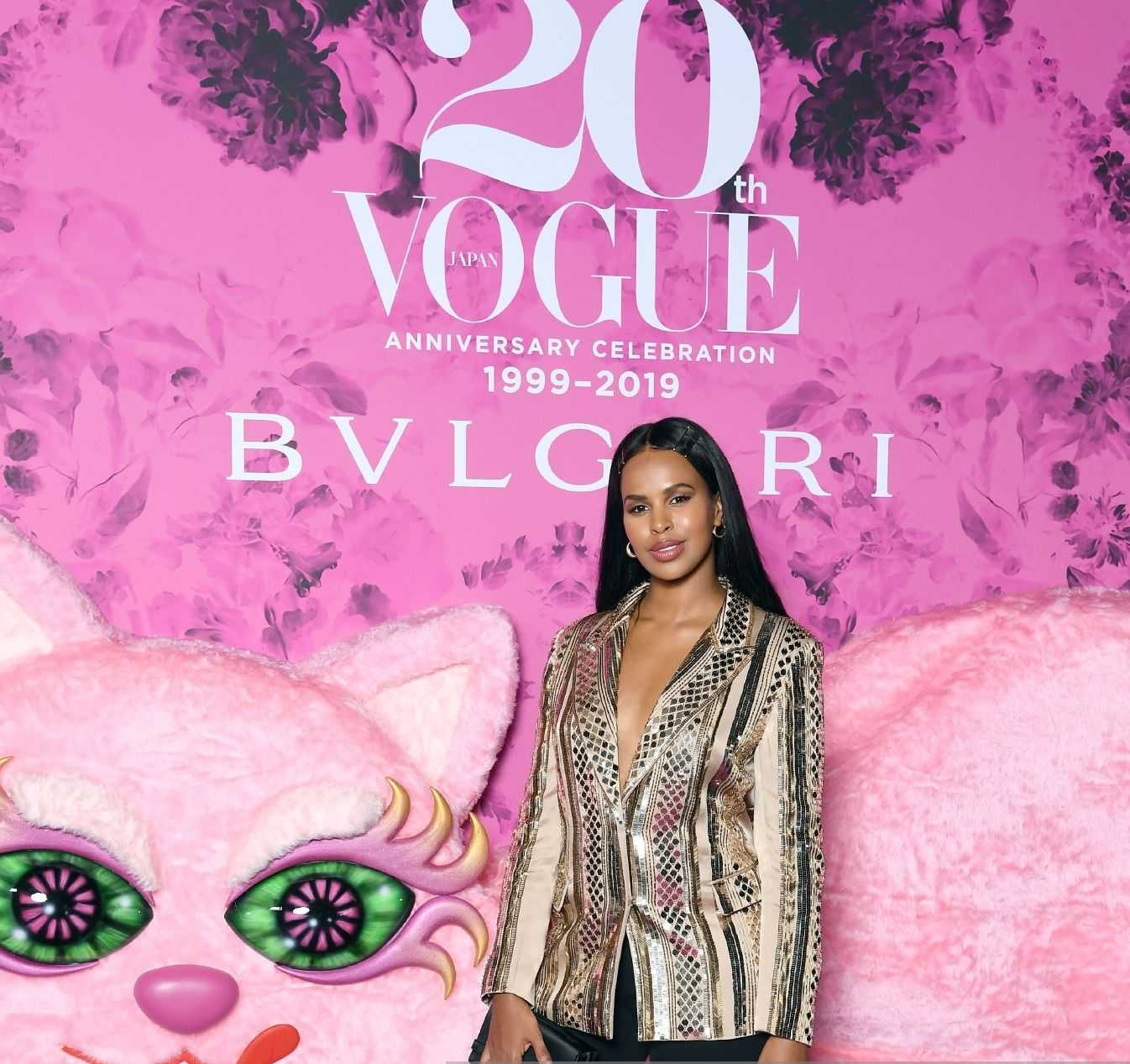 Sabrina Dhowre Elba Hot Pictures And Fashion Style (49 Photos)