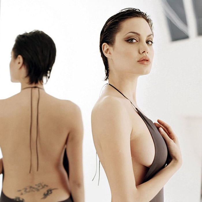 Angelina Jolie Hot Bikini, Boobs And Butt Pictures (134 Photos)