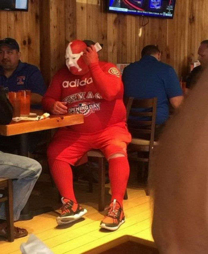 Funny Weird People Who Like To Look As Stupid (43 Photos)