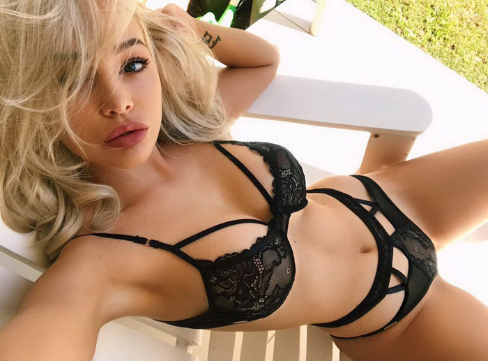 Pretty Hot Girls In Lingerie (41 Photos + 4 GIFs)