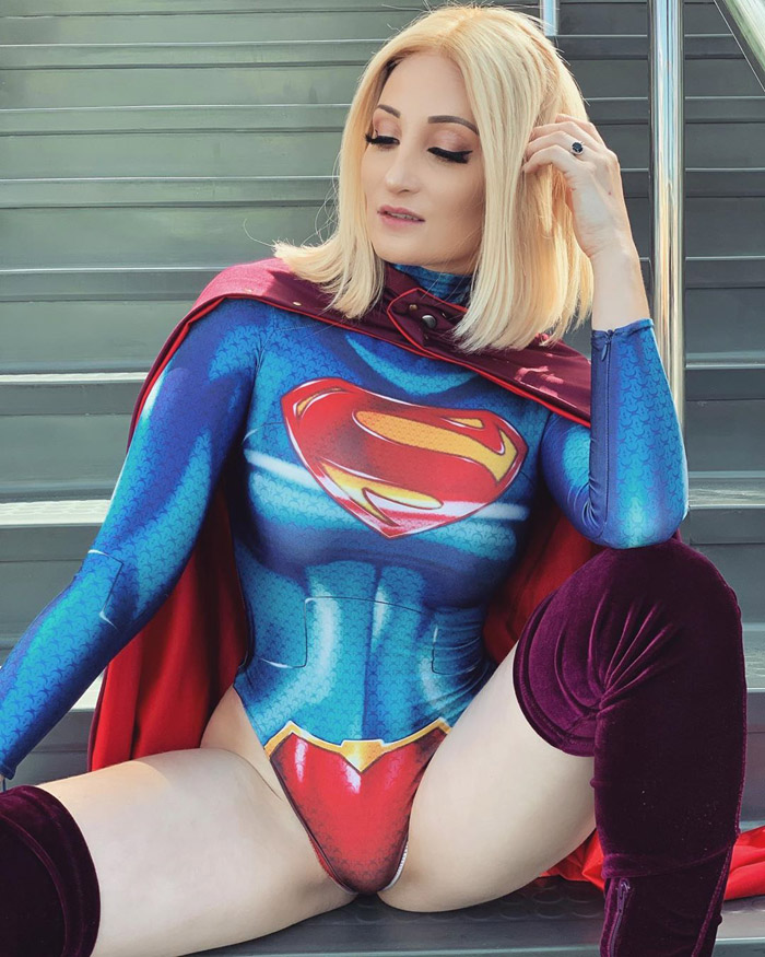 Pretty Hot Cosplay Girls You Must See (40 Photos)