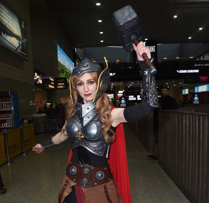 MCM Comic Con In London (29 Photos)