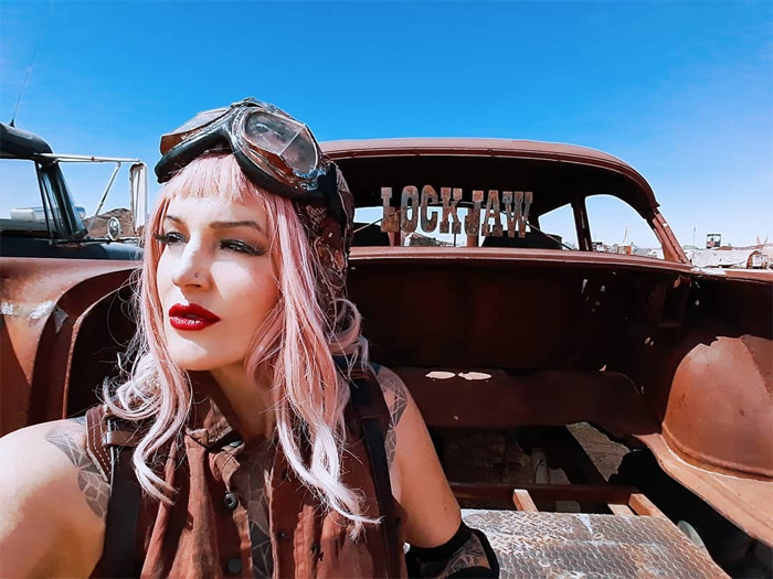 Post-Apocalyptic Wasteland Weekend 2019 In California (44 Photos)