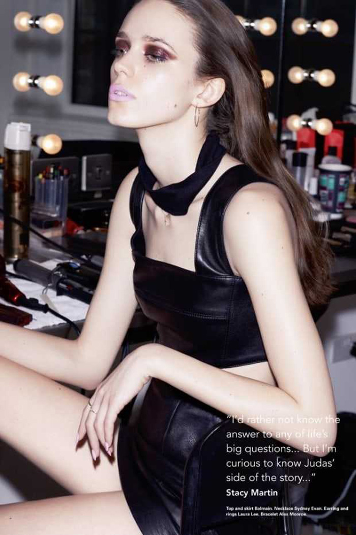 Stacy Martin Hot Pictures, Bikini And Fashion Style (49 Photos)