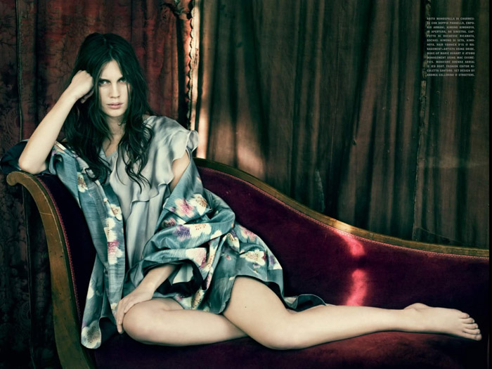 Marine Vacth Hot Pictures, Bikini And Fashion Style (49 Photos)