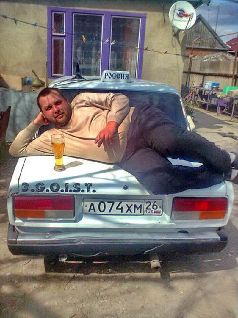 Funny Weird People Who Like To Look As Stupid (39 Photos)