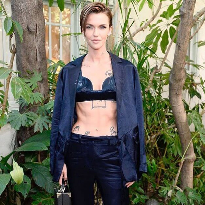 Ruby Rose Hot Pictures, Bikini And Fashion Style (49 Photos)