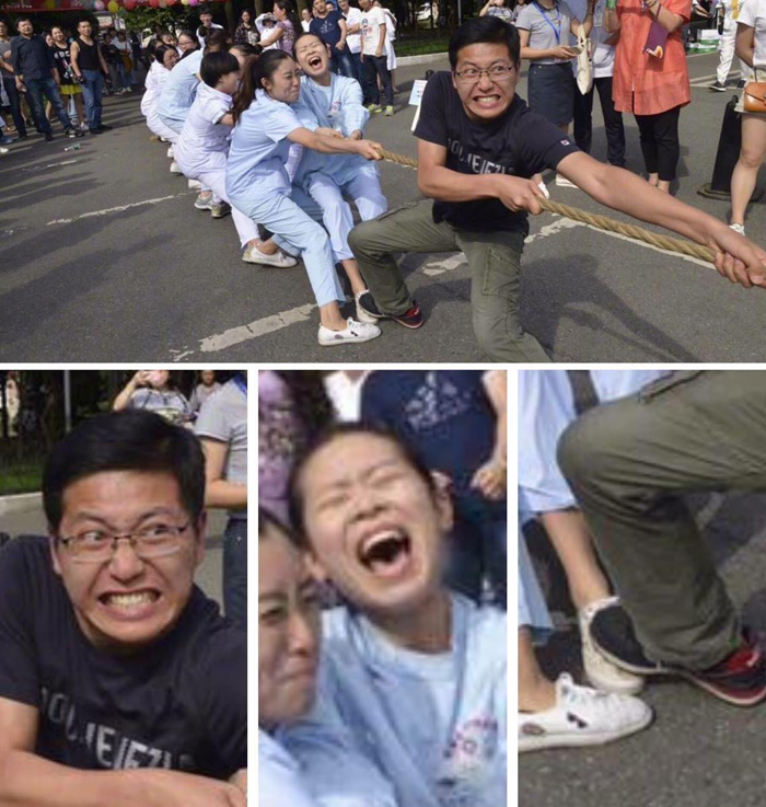 Most Funny And Strange Pictures From Asia (37 Photos)