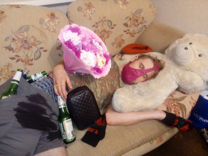 Funny Weird People Who Like To Look As Stupid (37 Photos)