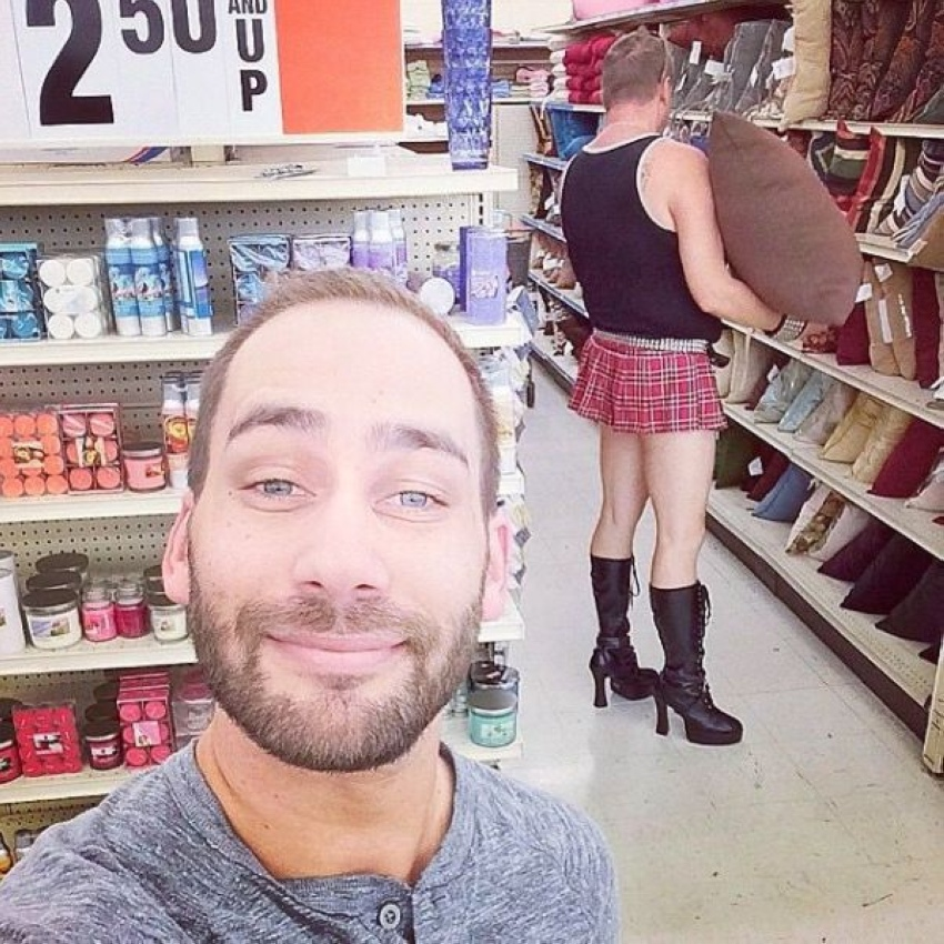 Funny Weird People Who Like To Look As Stupid (27 Photos)