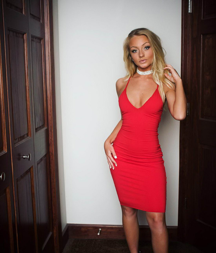 Pretty Hot Girls In Tight Dresses (40 Photos)