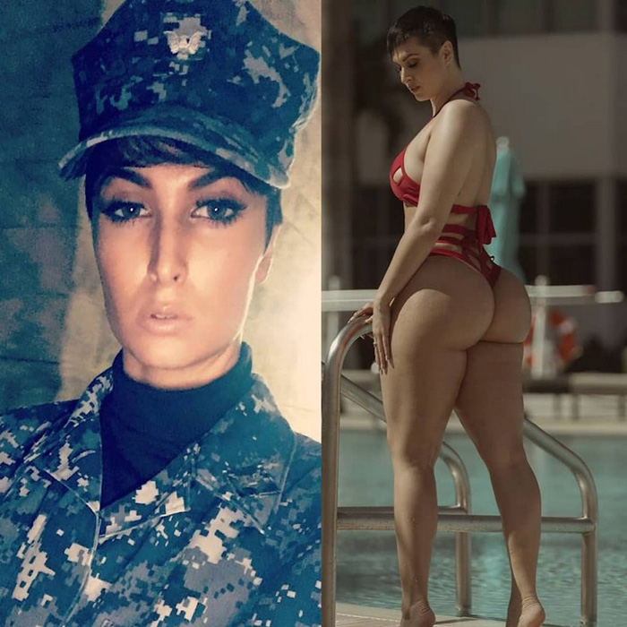 Hot Girls In And Out Of Uniform (39 Photos)