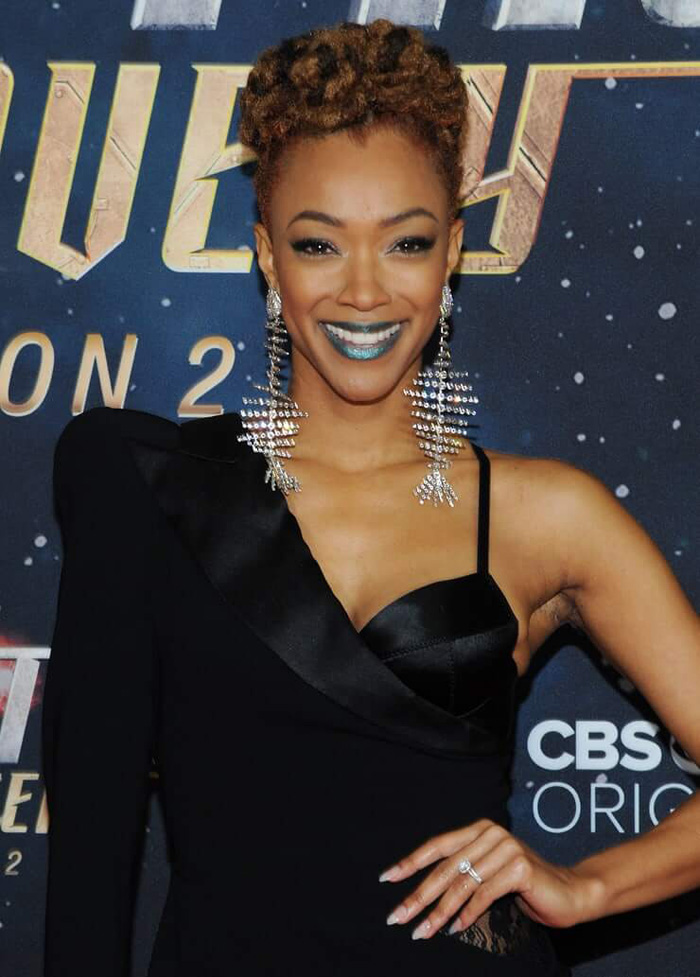 49 Hot Pictures Of Sonequa Martin-Green Which Will Make