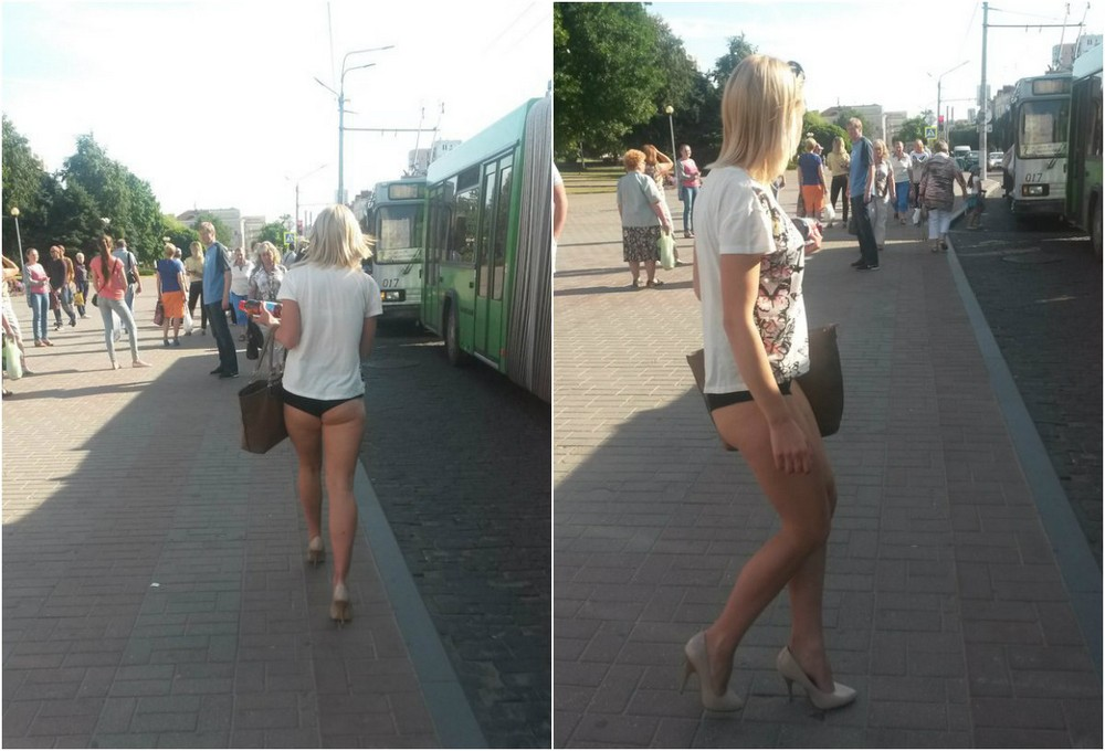 Funny Weird People Who Like To Look As Stupid (33 Photos)
