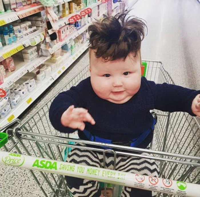 Weird People With Funny Hairstyles (30 Photos)