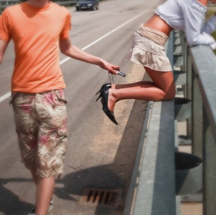 Funny Pictures Taken At The Right Time (38 Photos)