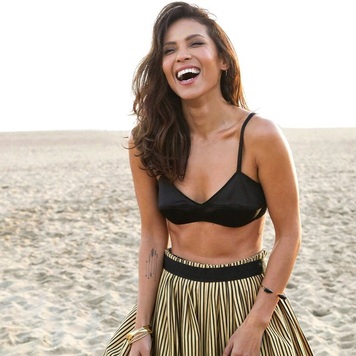 Lesley-Ann Brandt Hot Pictures, Bikini And Fashion Style (35 Photos)