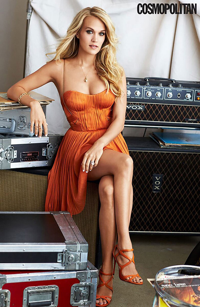 Carrie Underwood Hot Pictures, Bikini And More (69 Photos)