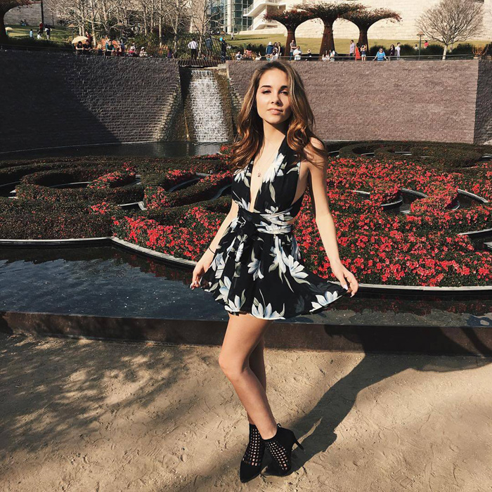 Haley Pullos Hot Bikini, Boobs And Butt Pictures (49