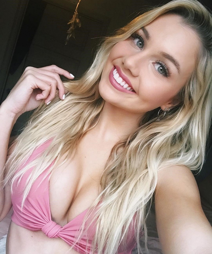 Cute Girls Like To Smile (34 Photos + 1 GIFs)