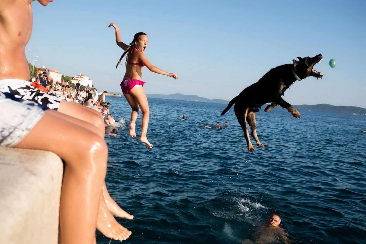 Funny Pictures Taken At The Right Time (37 Photos)