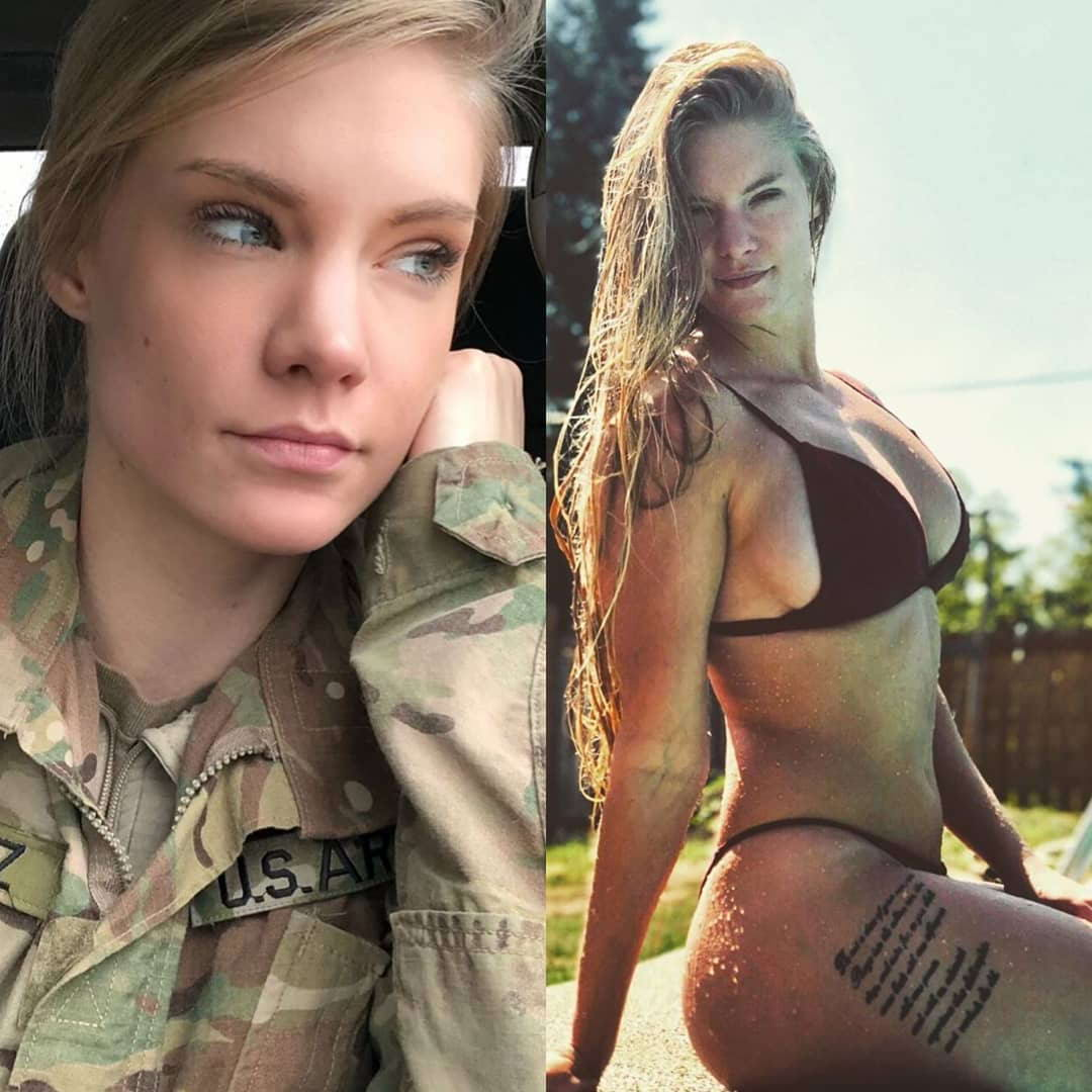 Hot Girls In And Out Of Uniform (36 Photos)