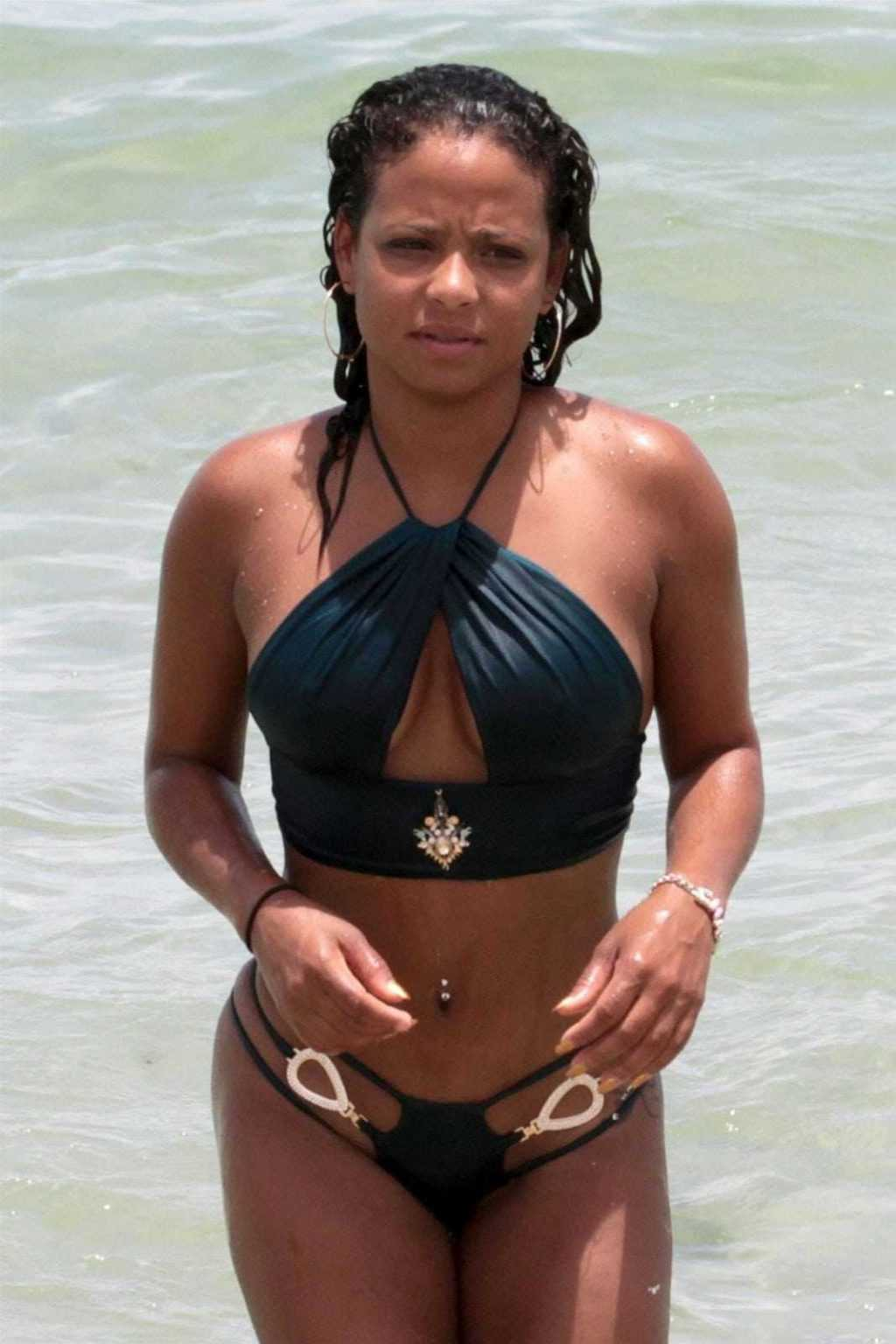 Christina Milian Hot Pictures, Bikini And More (50 Photos)
