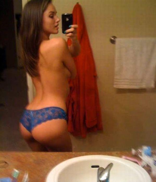 Hot girls taking pictures of themselves