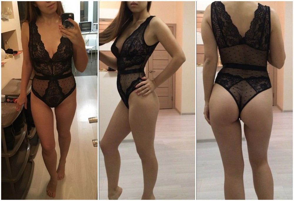 Hot Girls Try On Underwear Bought In Online Store (38 Photos)