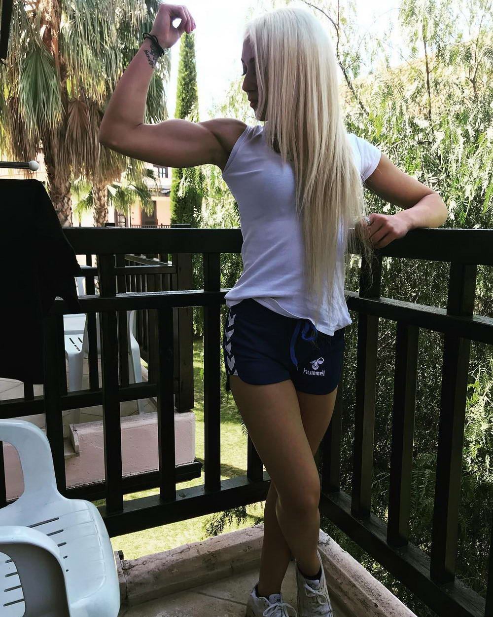 Hot Fit Girls Proud Their Sporty Figure (39 Photos)