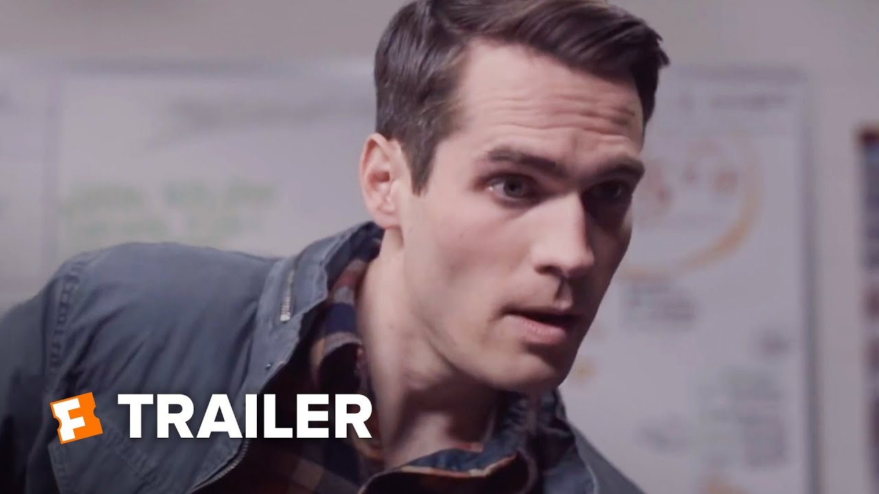 The Wolf of Snow Hollow Trailer #1 (2020)