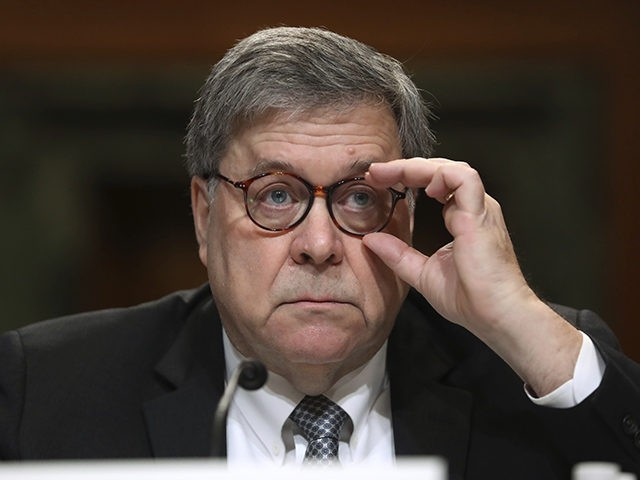 AG William Barr: Coronavirus Lockdowns 'Greatest Intrusion on Civil Liberties' Since Slavery