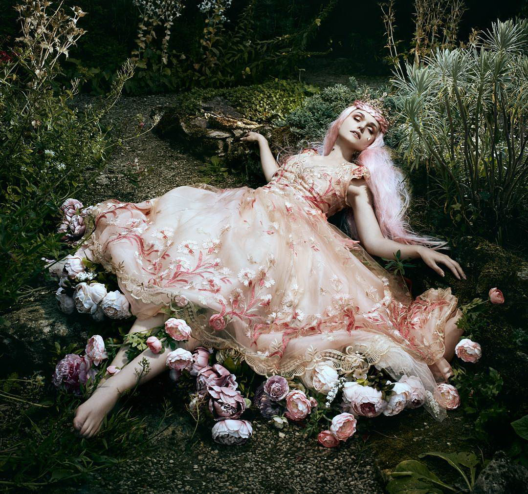 25 Fairy Portraits Of Girls By Bella Kotak