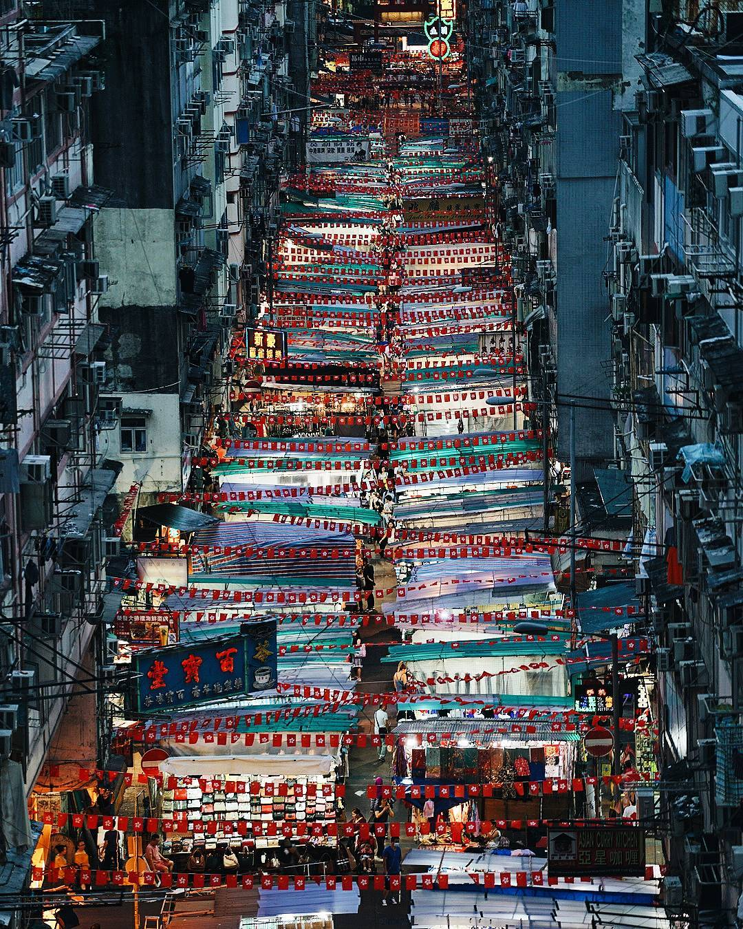 Nuno Assis And His Fantastic Photographs Of Hong Kong