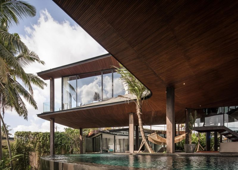 Tropical Modernism In Bali By Alexis Dornier